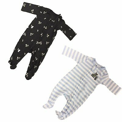 carter's  3 Month Infant Baby Boy Bodysuit Outfits set 2 Piece MSRP$ 32.99