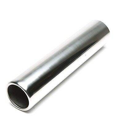TA TECHNIX End pipe Stainless Steel Universal 2.99in Round / Flanged
