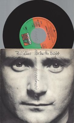 """7""""  Phil Collins – In The Air Tonight"""