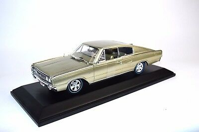 DISPLAY PLINTH BLACK WOOD 1:18 MINICHAMPS 355x158 MODEL NOT INCLUDED IMPERFECT