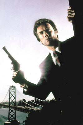 Clint Eastwood 24X36 Color Photo Poster Print