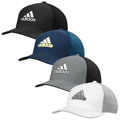 adidas Golf Mens Tour Climacool Flexifit Comfort Ventilated Cap