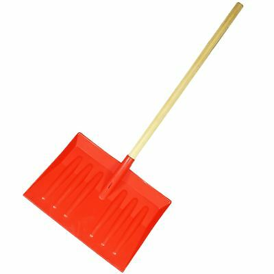 1 Snow Leaf Grass Shovel Scoop Remover Removal Clearer Clearing Short Handle