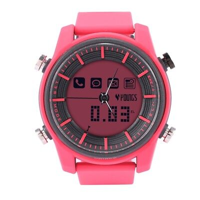 Youngs Reloj Inteligente Deportivo 100M Impermeable para Android iOS Bluetooth