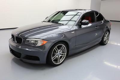 2013 BMW 1-Series Base Coupe 2-Door 2013 BMW 135IS M SPORT M DCT HTD SEATS SUNROOF NAV 27K #M13770 Texas Direct Auto
