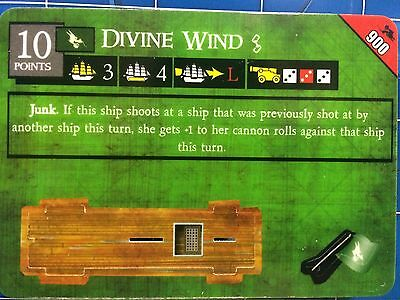 Pirates of the South China Seas - Divine Wind 006
