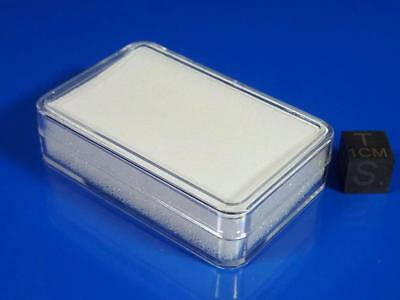 Clear DISPLAY BOX for collection - 20x SMALL box SET 58x38x16 mm