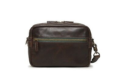 ONA The Crosby Leather (Dark Truffle) Leather Camera Bag-Handcrafted Premium Bag