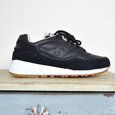 huge selection of 0c559 85eae SAUCONY S70349-1 SHADOW 6000 Ht Perf Black / Tan Men's Shoes