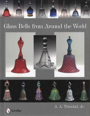 Vintage Art Glass & Crystal Decorative Bells International Price & ID Guide