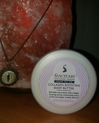 Sanctuary Spa Covent Gardens MUM TO BE Collagen Boosting Body Butter - 125ml