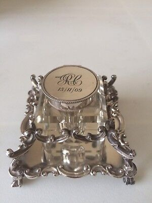 Antique Inkstand 1909