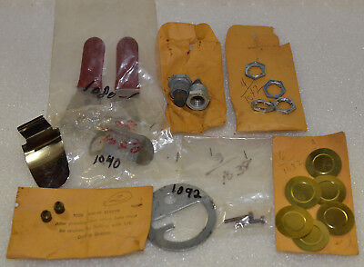 National Detroit DAQ and DA900 Sanders Miscellaneous Parts New Old Stock