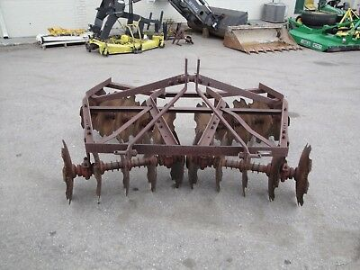 Independent 3 Point Hitch 20 Disc Harrow