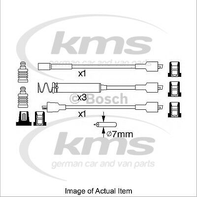 New Genuine BOSCH Ignition Lead Cable Kit 0 986 356 722 Top German Quality