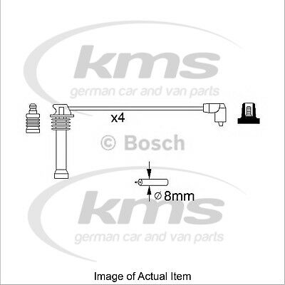 New Genuine BOSCH Ignition Lead Cable Kit 0 986 357 141 Top German Quality