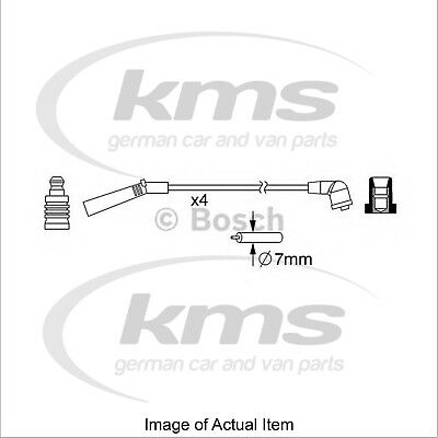 New Genuine BOSCH Ignition Lead Cable Kit 0 986 357 093 Top German Quality