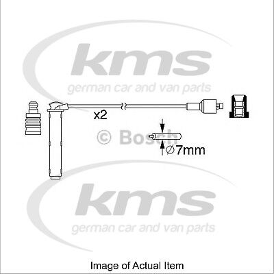 New Genuine BOSCH Ignition Lead Cable Kit 0 986 357 154 Top German Quality