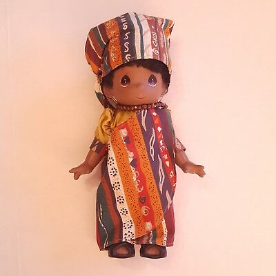 Precious Moments Children of the World Doll Aisha Africa #1524