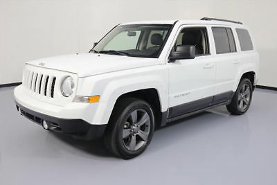 2015 Jeep Patriot  2015 JEEP PATRIOT HIGH ALTITUDE HTD LEATHER SUNROOF 34K #115669 Texas Direct