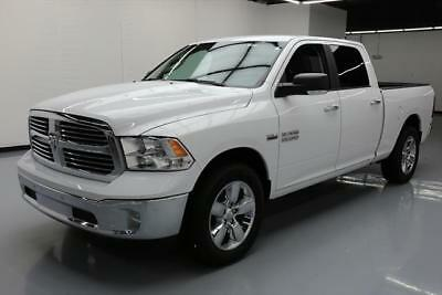 2017 Dodge Ram 1500  2017 DODGE RAM 1500 BIG HORN CREW HEMI REAR CAM 15K MI #576648 Texas Direct Auto