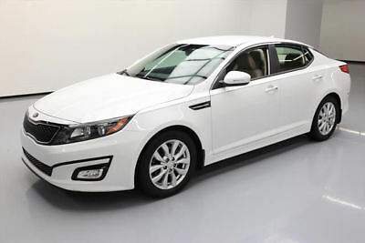 2015 Kia Optima  2015 KIA OPTIMA EX SEDAN LEATHER BLUETOOTH ALLOYS 26K #404252 Texas Direct Auto