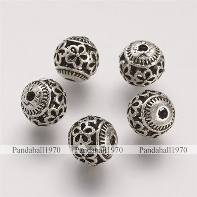 10 x Antique Silver Tibetan Style Alloy Fish Beads Jewelry Making 20.5x13x6.5mm