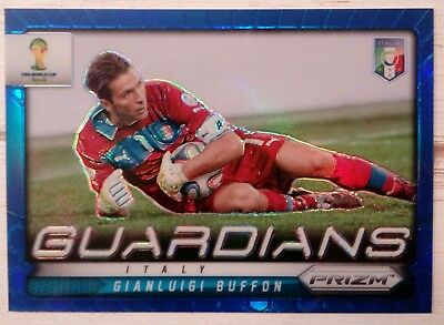 Panini prizm World cup 2014 collection bleue # 199