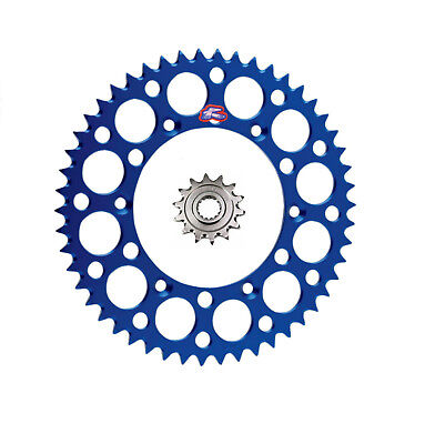 New Renthal Front & Rear Sprocket Combo YZ YZF WRF WR 125 250 400 426 450