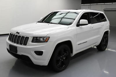 2014 Jeep Grand Cherokee  2014 JEEP GRAND CHEROKEE ALTITUDE 4X4 SUNROOF 42K MILES #580021 Texas Direct