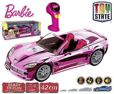 barbie auto cabrio corvette 1994 48cm gebraucht eur 5 00. Black Bedroom Furniture Sets. Home Design Ideas