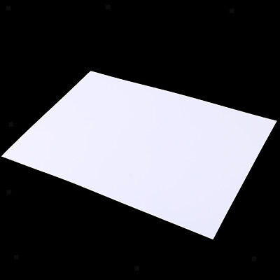Printer Inkjet Shrink Plastic Sheets Paper DIY Creative Jewelry Craft White