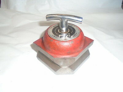 MACHINIST TOOL LATHE MILL Machinist Eclipse Magnetic Holder # 925