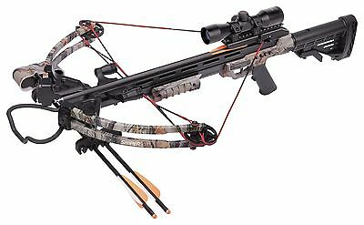 Crosman CenterPoint Sniper 370 Crossbow Package