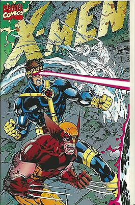 X-Men #1  (2Nd Series - 1991) Marvel (Collector's Gatefold Cover) Nm-