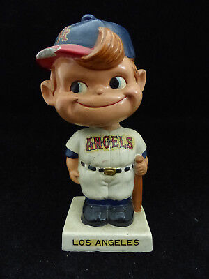 1960's Los Angeles Angels Bobble Head