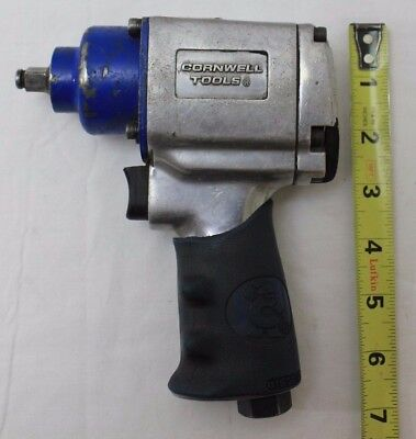 """CORNWELL Tools 3/8"""" High Power Pneumatic Impact Wrench CAT-351HD"""