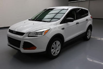 2013 Ford Escape S Sport Utility 4-Door 2013 FORD ESCAPE S CRUISE CTRL KEYLESS ENTRY 88K MILES #D37426 Texas Direct Auto