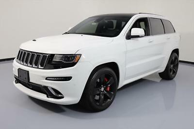2015 Jeep Grand Cherokee SRT Sport Utility 4-Door 2015 JEEP GRAND CHEROKEE SRT 4X4 HEMI PANO ROOF NAV 28K #625804 Texas Direct