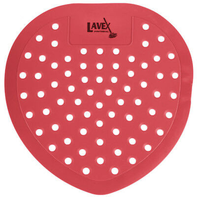 Lavex Janitorial Strawberry Scent Deodorized Urinal Screen 12/Pack Free Ship USA