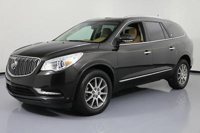 2014 Buick Enclave Leather Sport Utility 4-Door 2014 BUICK ENCLAVE LEATHER DUAL SUNROOF REAR CAM 35K MI #150376 Texas Direct