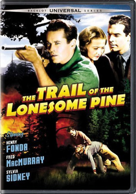 Sidney,sylvia-Trail Of The Lonesome Pine  Dvd New