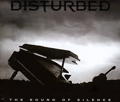 Disturbed-Sound Of Silence  Cd New