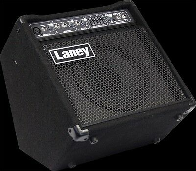 Laney Ah40 Audiohub Multi-Purpose Amp Pa Guitar - Bass - Keyboard - Vocals New!
