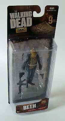 The Walking Dead Series 9 - Beth 11 cm Figur McFarlane 13+ - Neu