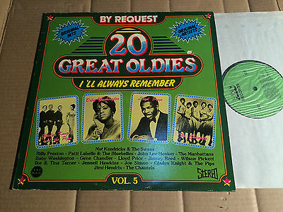 V/a - By Request - 20 Great Oldies I'll Always Remember Vol. 5 - Lp