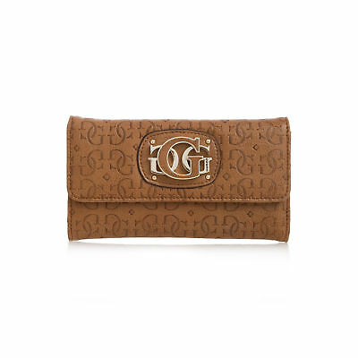 ..GUESS COWGIRL..SLIM CLUTCH WALLET Polished Wallet for Women/'s Yellow