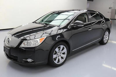 2011 Buick Lacrosse CXS Sedan 4-Door 2011 BUICK LACROSSE CXS CLIMATE LEATHER PANO NAV 86K MI #230831 Texas Direct