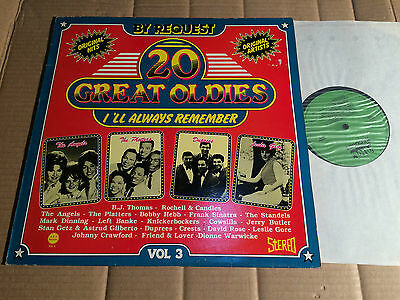 V/a - By Request - 20 Great Oldies I'll Always Remember Vol. 3 - Lp