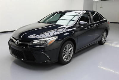 2015 Toyota Camry  2015 TOYOTA CAMRY SE AUTO PADDLE SHIFT REAR CAM 37K MI #927668 Texas Direct Auto